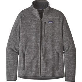 Patagonia Better Sweater Jakke Herrer, nickel